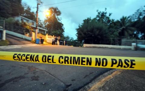 Solicitan más vigilancia policiaca tras racha de crímenes en Canóvanas  – Alcaldesa se reunió con el superintendente para establecer un plan