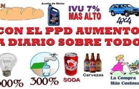 PPD/AGP: Campaña de la Desesperanza