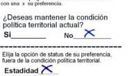 ¿Debemos aceptar la Junta? – por Carlos Romero Barceló
